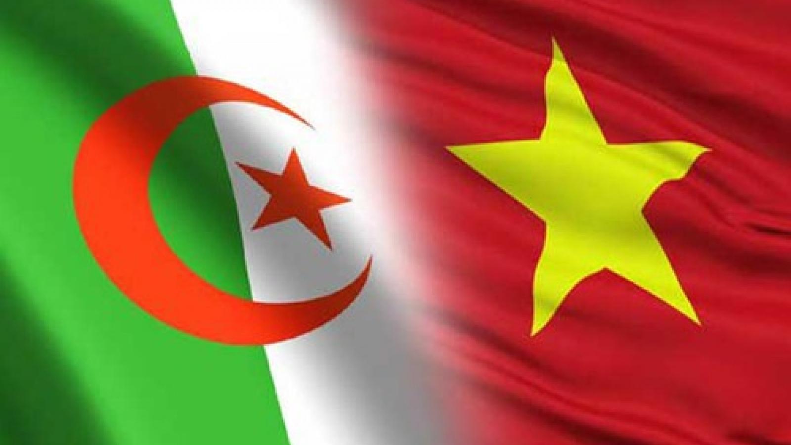 Vietnam, Algeria share start-up experience