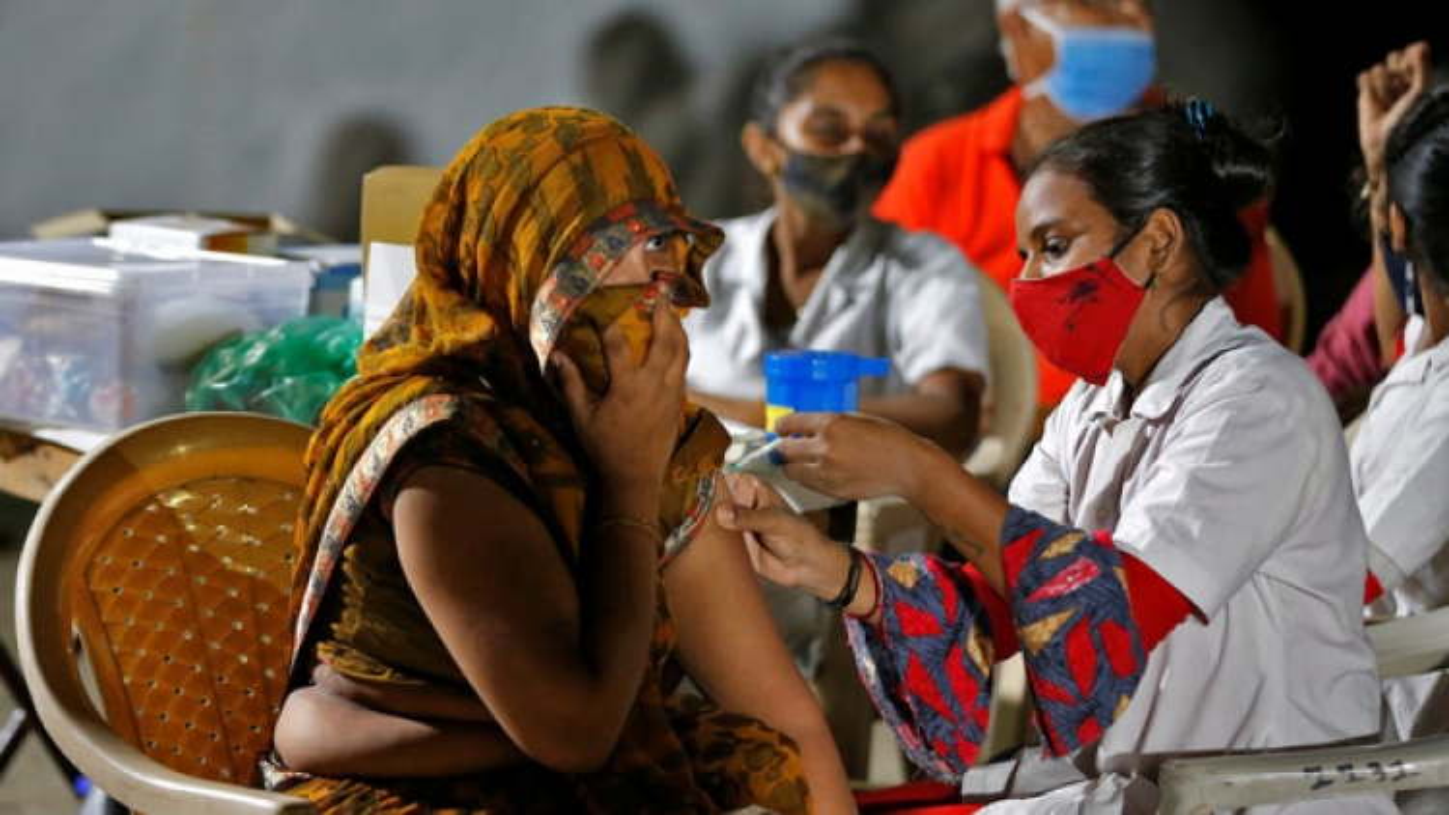 Ấn Độ đặt mục tiêu tiêm 1 tỷ liều vaccine trước trung tuần tháng 10