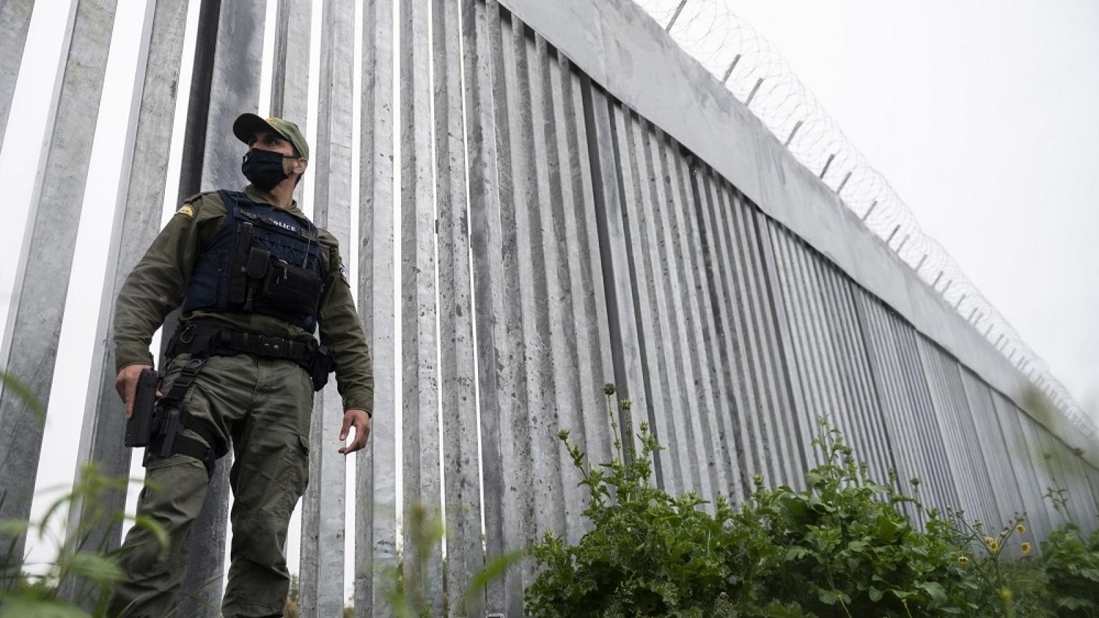 Hy Lạp đề nghị EU hỗ trợ và giải quyết các vấn đề người di cư