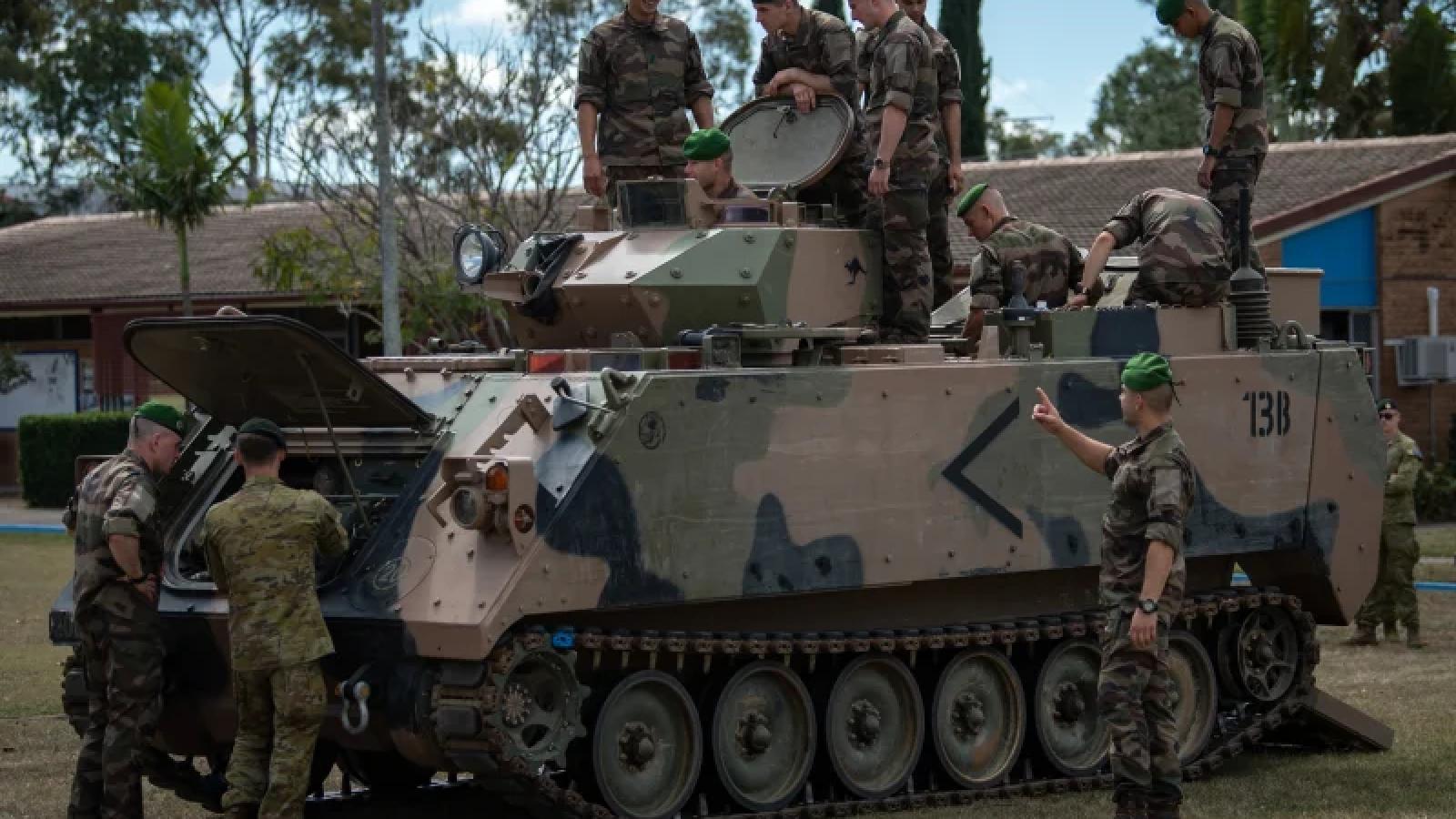 Pháp tìm cách gia tăng hiện diện quân sự tại Australia