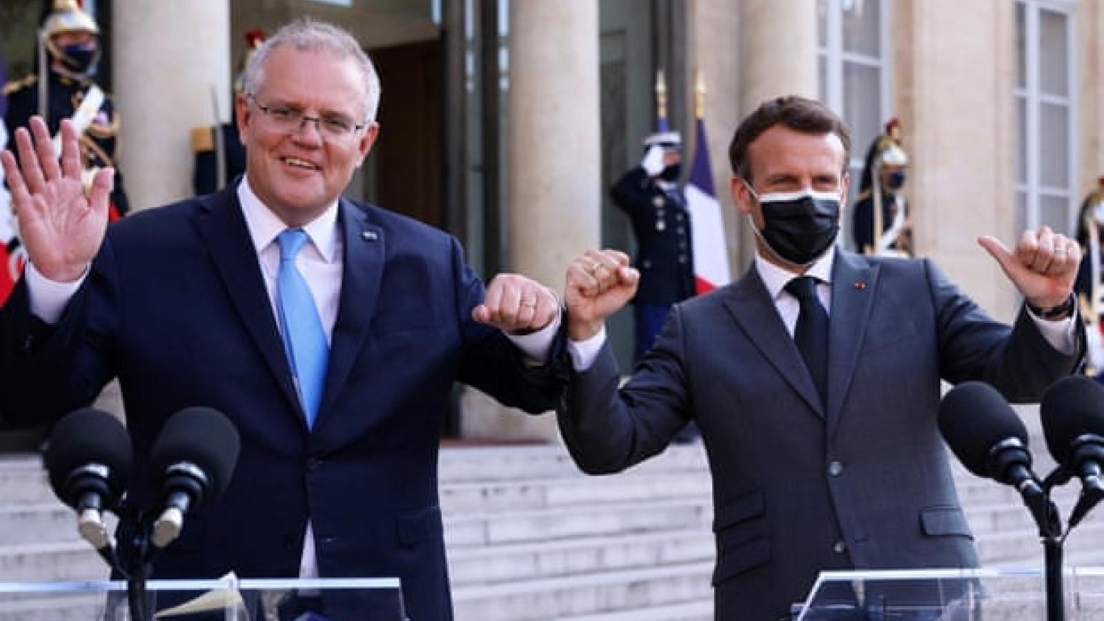 Vì sao Australia hủy hợp đồng tàu ngầm với Pháp để đối lấy thỏa thuận AUKUS?