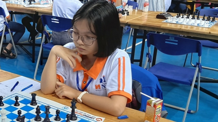 Female players win nine golds at Eastern Asia Youth Chess Championship