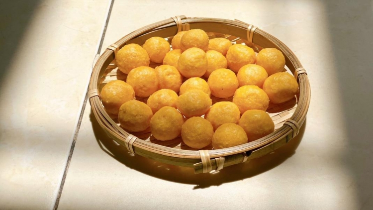 A sweet delicacy from Nam Dinh