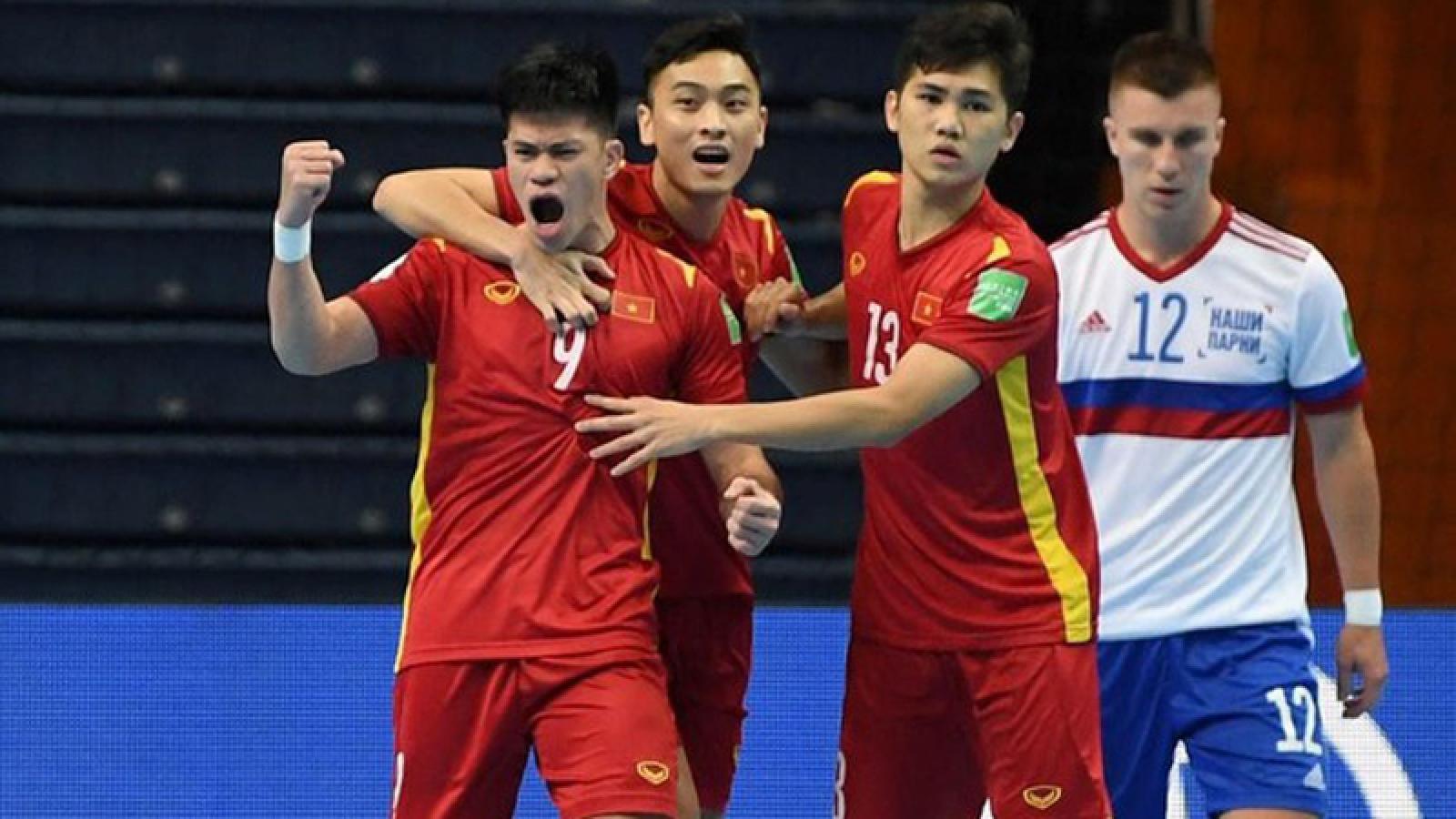 Vietnam futsal team ranked sixth in latest Asian rankings