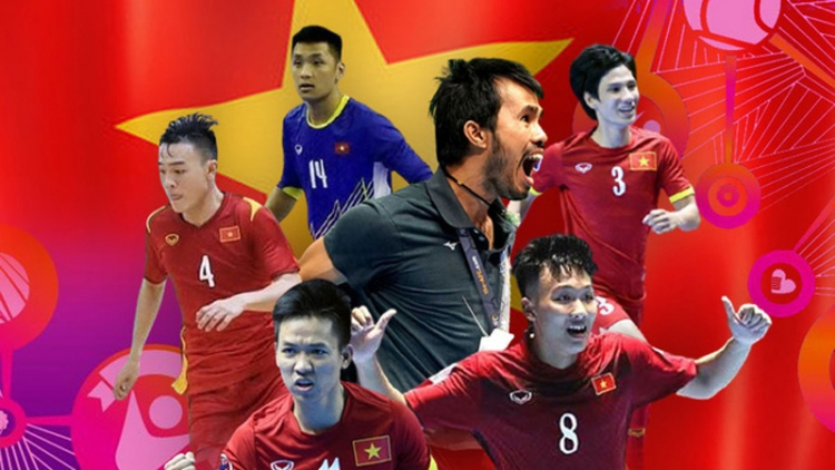 VTV secures broadcasting rights to 2021 FIFA Futsal World Cup