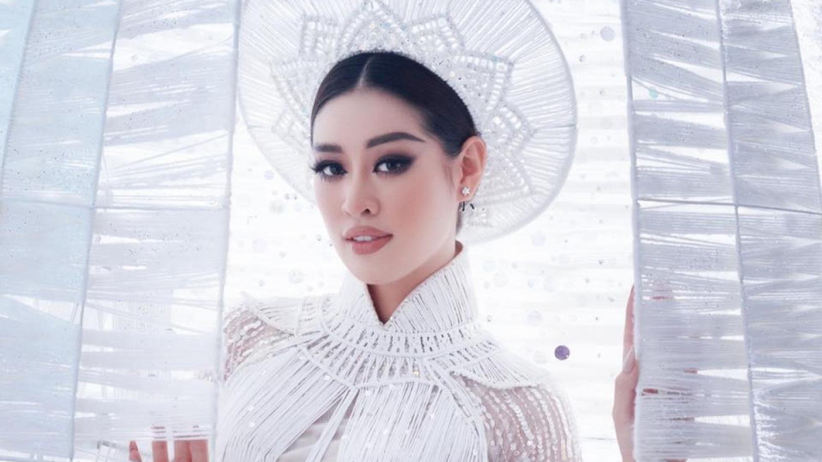 Khanh Van among Top 20 of Miss Grand Slam 2020