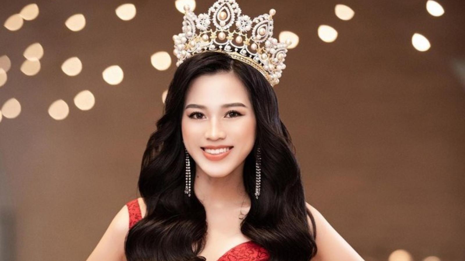 Do Thi Ha among Top 13 ahead of Miss World 2021