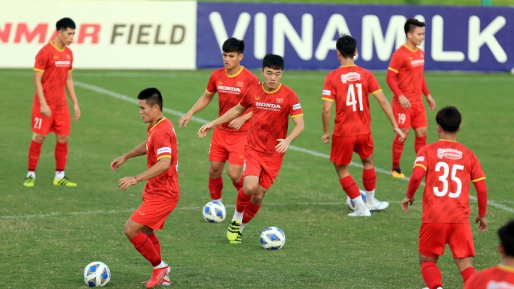 National squad to play final friendly match ahead of World Cup qualifiers