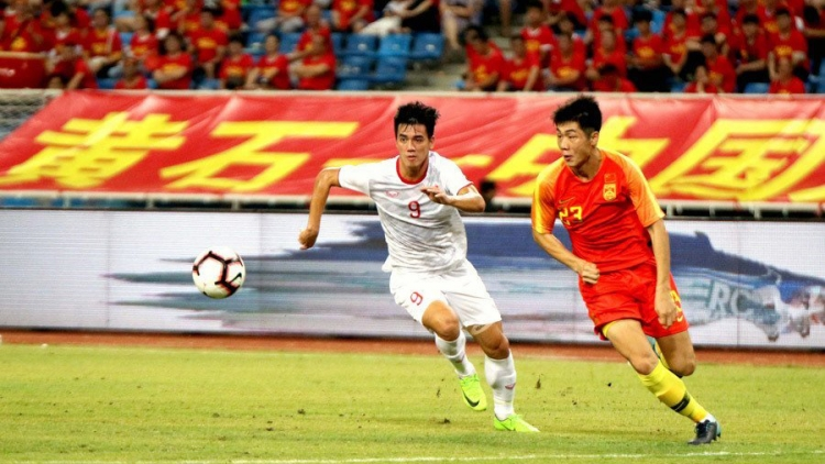 Vietnamese World Cup qualifier against China to be held in the UAE