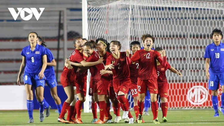 Squad for Vietnamese women's team announced ahead of Asian Cup qualifiers