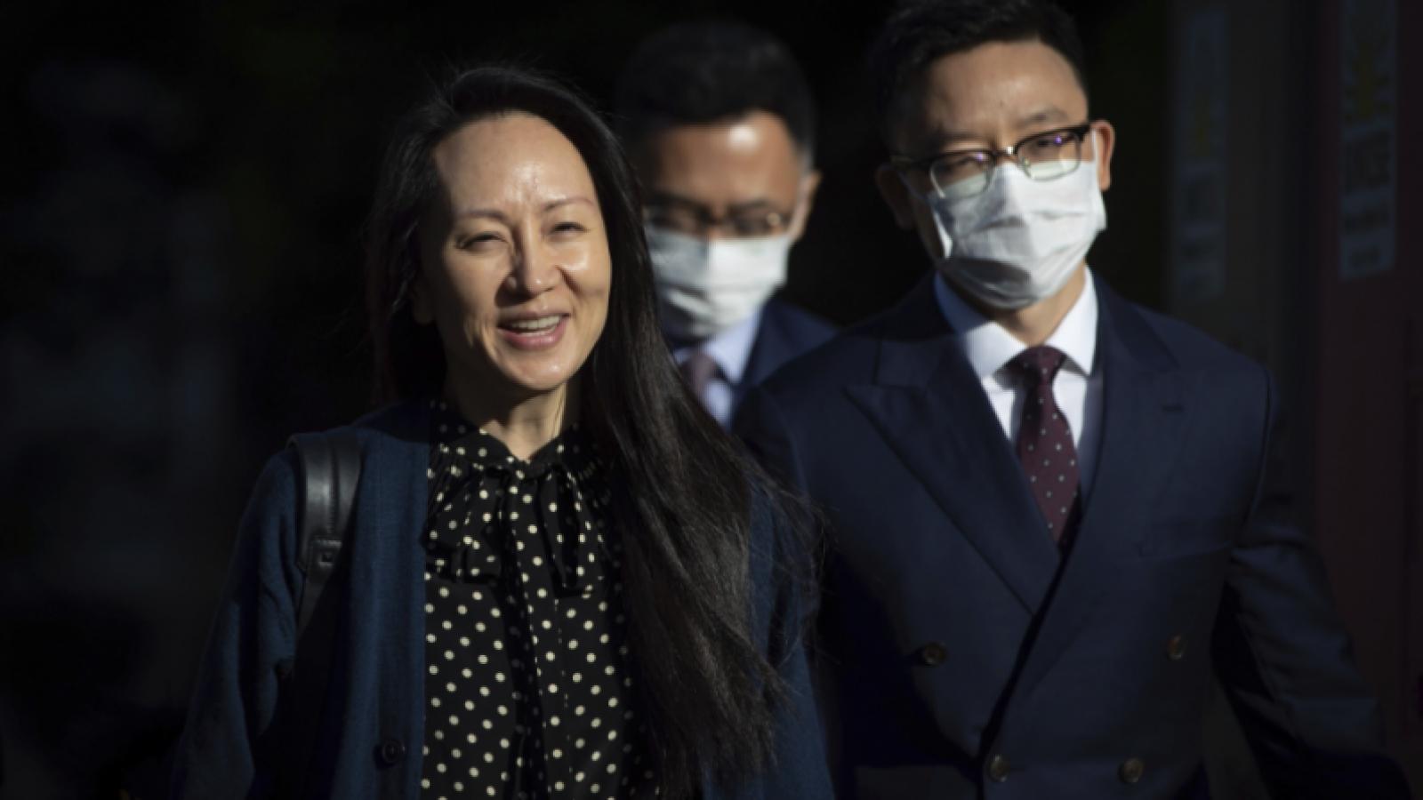 Truyền thông Trung Quốc: Bà Mạnh Vãn Chu không nhận tội