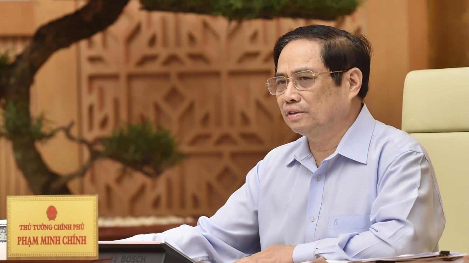Thủ tướng đưa ra 5 đề xuất tại Hội nghị Thượng đỉnh Thương mại dịch vụ toàn cầu 2021