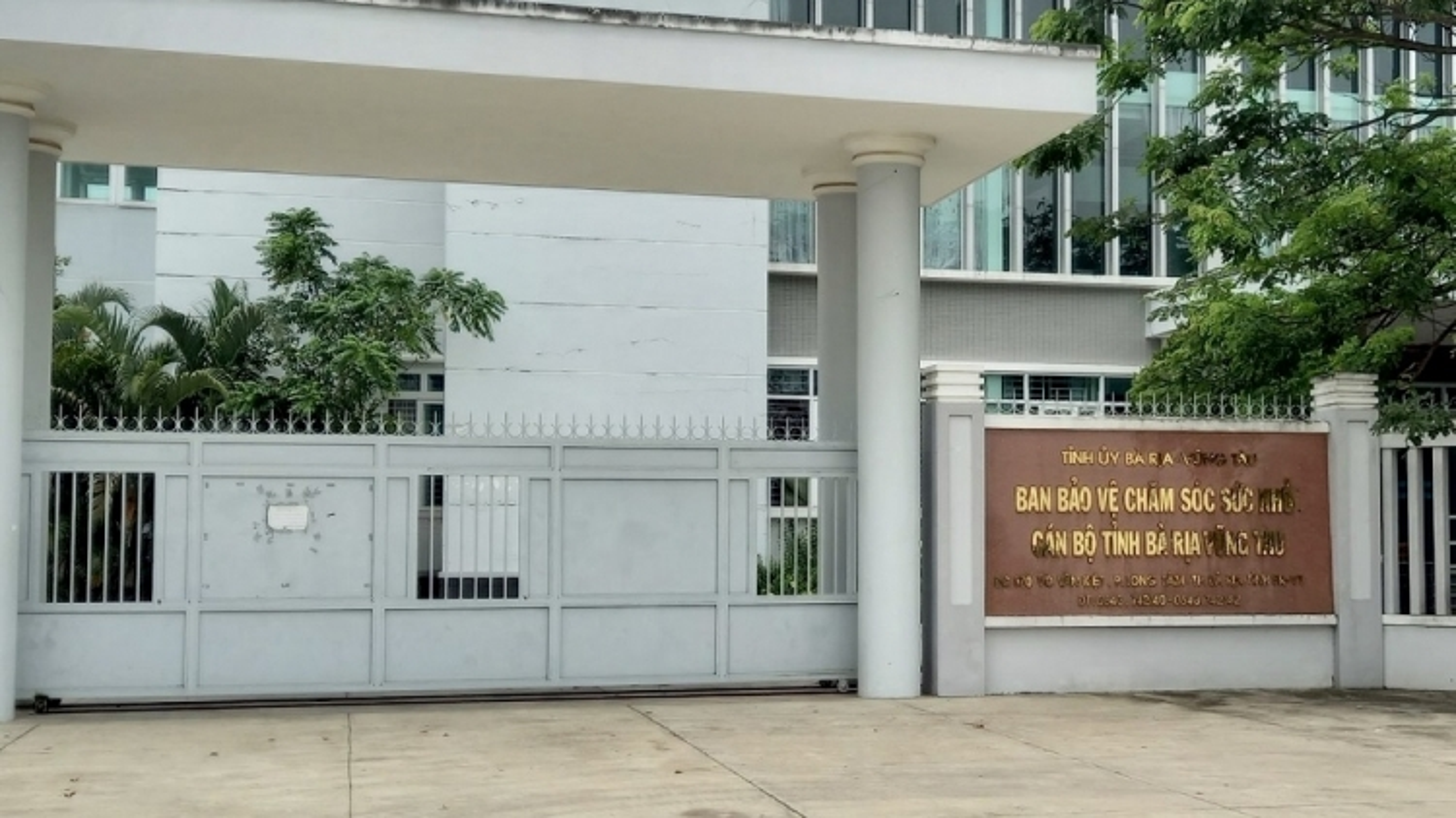 Bà Rịa-Vũng Tàu thông tin vụ bác sĩ hỗ trợ chống COVID-19 nghi làm lây lan dịch bệnh