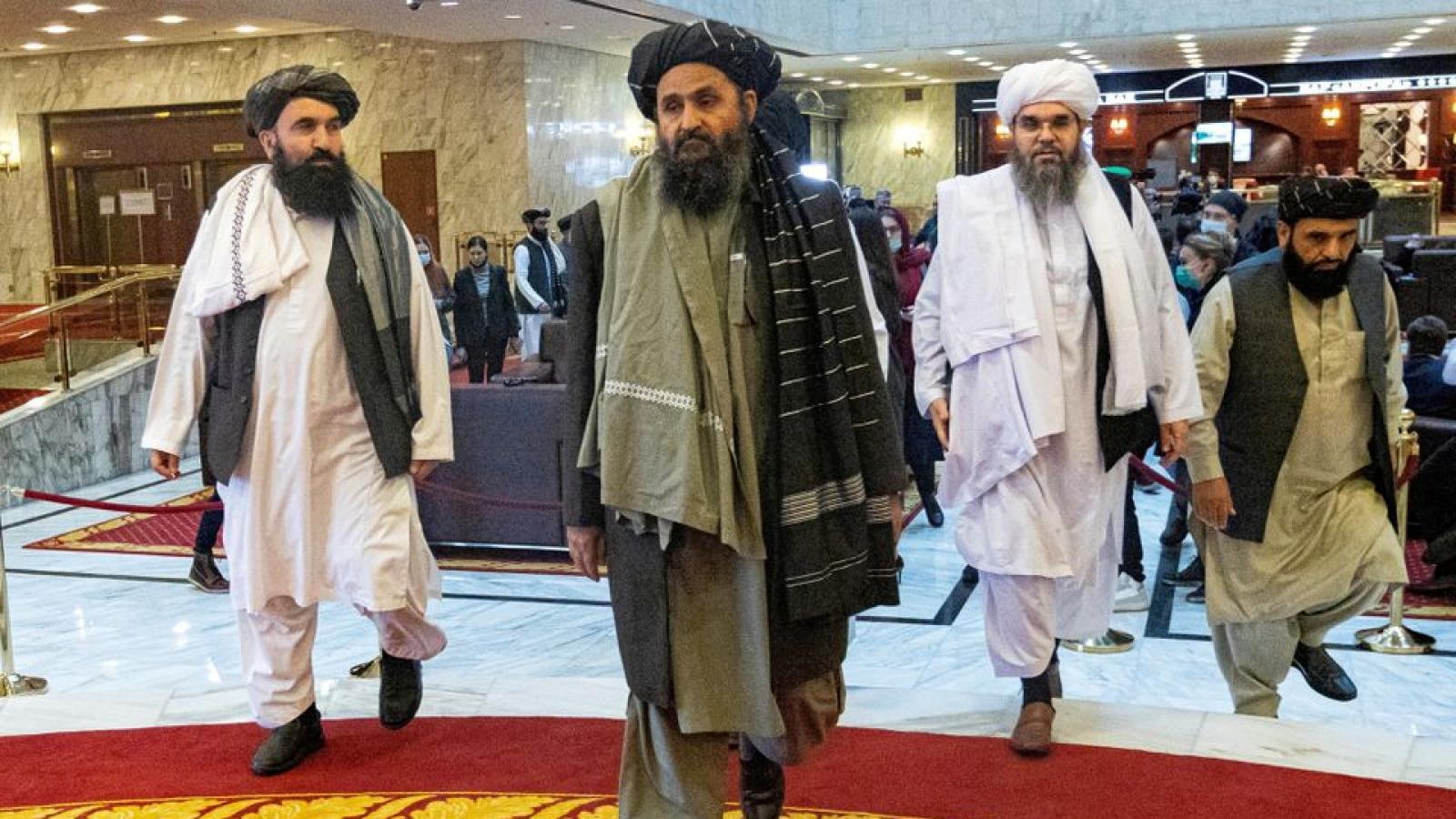 Phó Thủ lĩnh Taliban tái xuất, bác bỏ tin đồn bị thương vì ẩu đả nội bộ