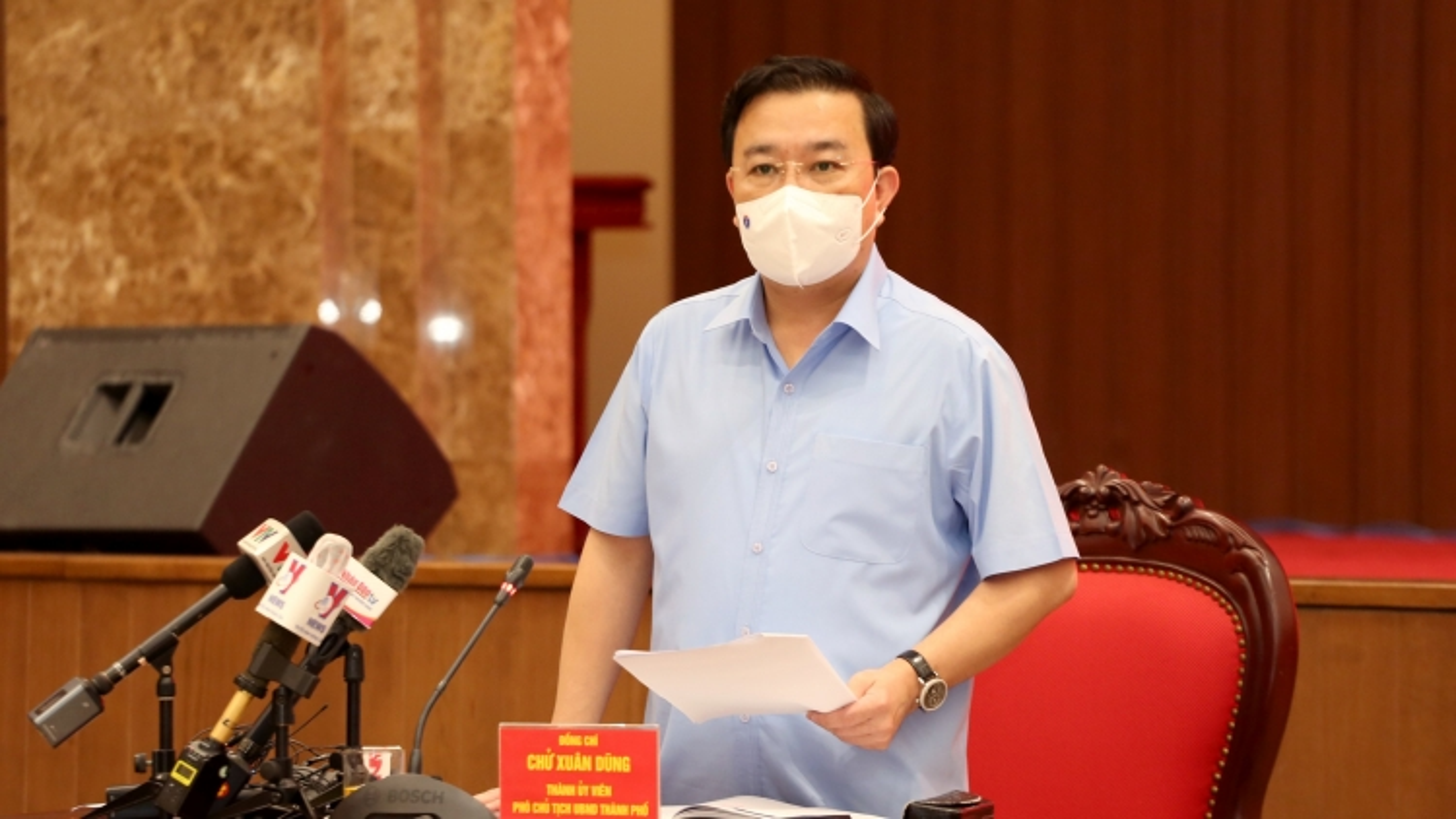 Hà Nội không áp dụng giấy đi đường kể từ 6h00 ngày 21/9