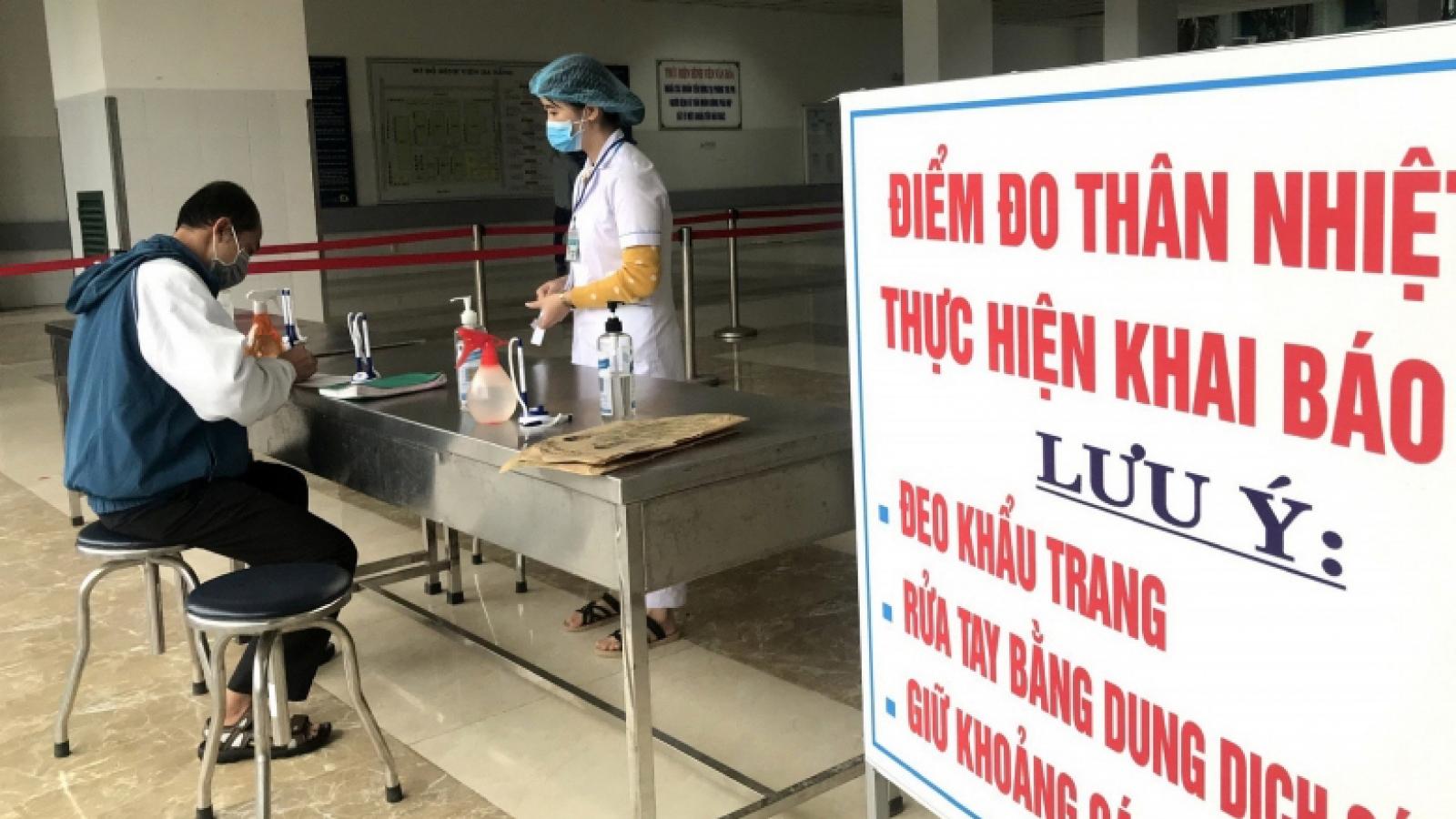 Cơ sở y tế Đà Nẵng mở rộng khám chữa bệnh, sẵn sàng trạng thái bình thường mới