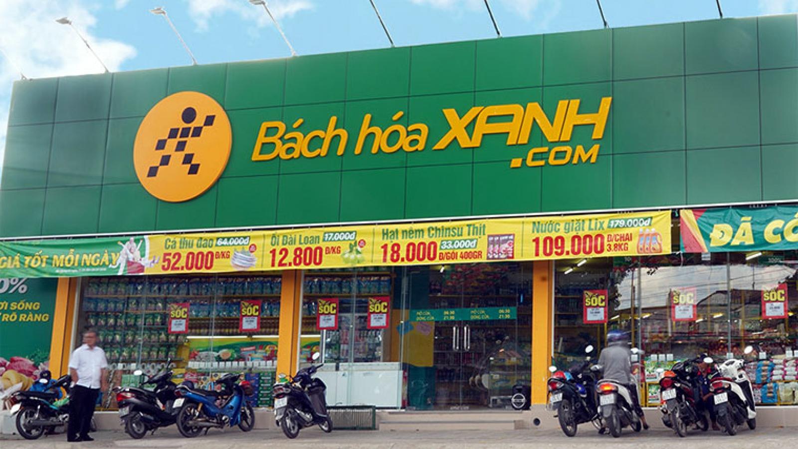 Top 5 sàn TMĐT đình đám Việt Nam gọi tên Bách hóa Xanh