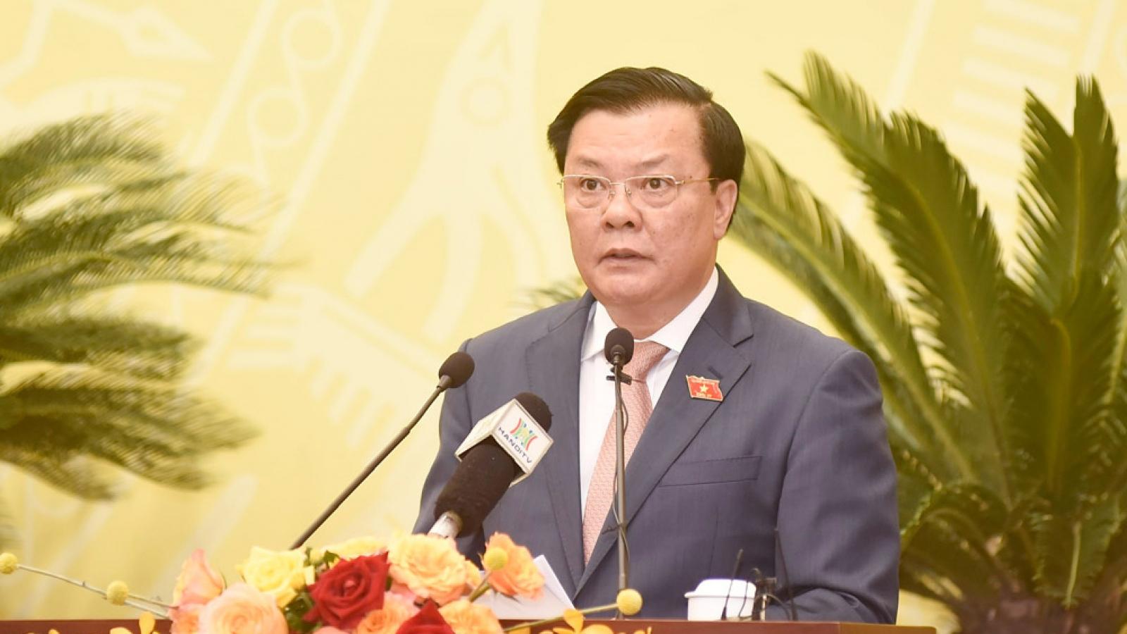 Bí thư Hà Nội: Khống chế dịch bệnh, tạo điều kiện thuận lợi nhất cho sản xuất, kinh doanh