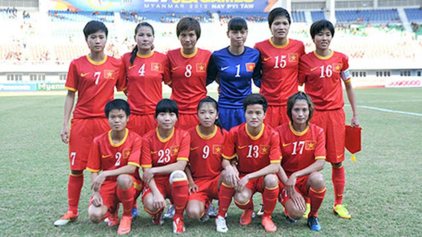 Ngày này năm xưa: ĐT nữ Việt Nam làm nên lịch sử ở sân chơi châu lục