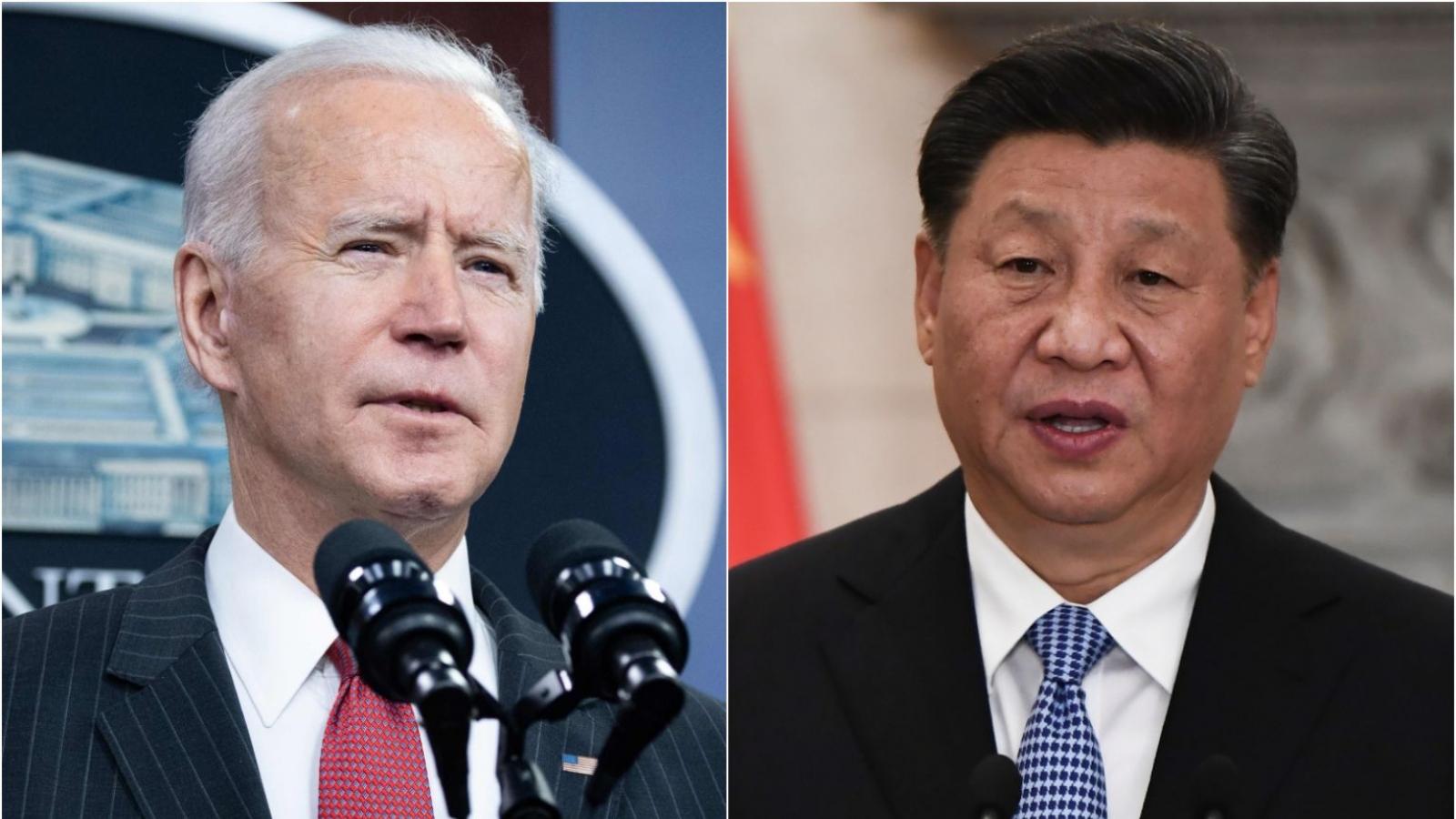 Tổng thống Mỹ và Chủ tịch Trung Quốc thảo luận tránh xung đột