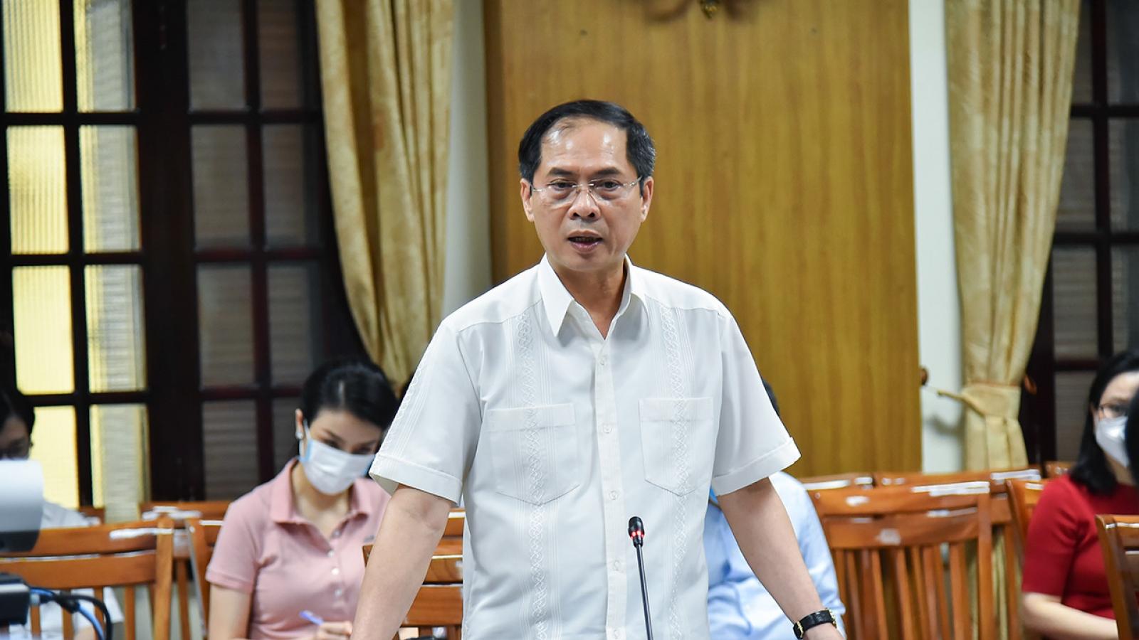 Việt Nam đã nhận khoảng 33 triệu liều vaccine ngừa Covid-19