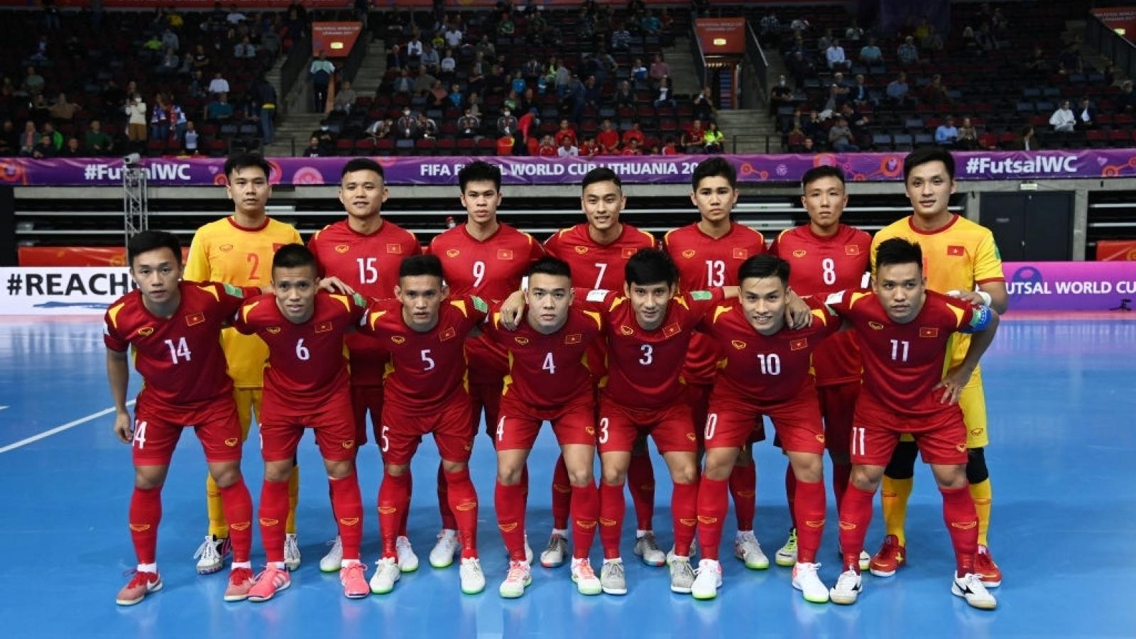 Trực tiếp ĐT Futsal Việt Nam - ĐT Futsal Panama: Tin vào chiến thắng