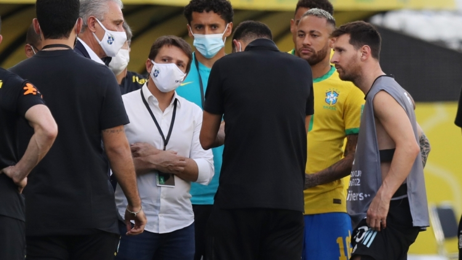 Trận Brazil - Argentina bị hoãn, FIFA có thể phạt nặng các bên liên quan