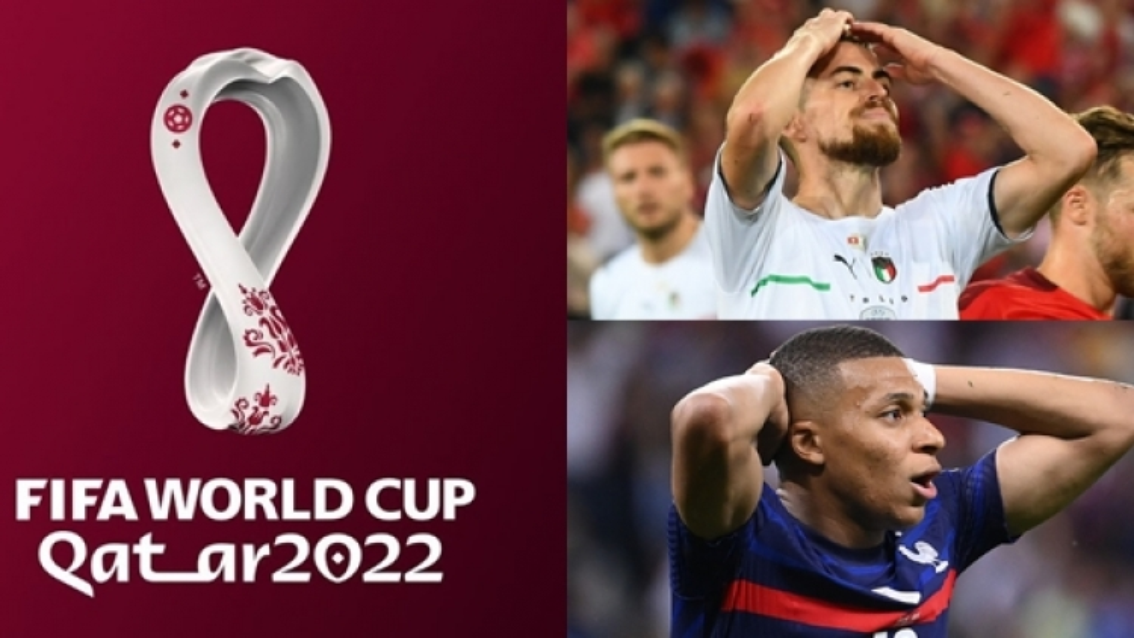 BXH vòng loại World Cup 2022 khu vực châu Âu: Pháp và Italia lâm nguy