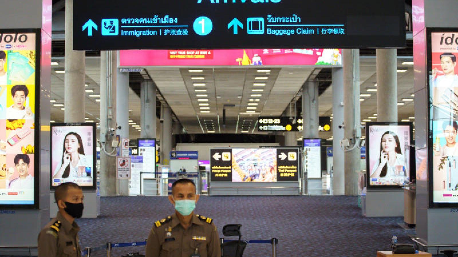 Thái Lan hoãn mở cửa du lịch, doanh nghiệp hứng chịu thiệt hại