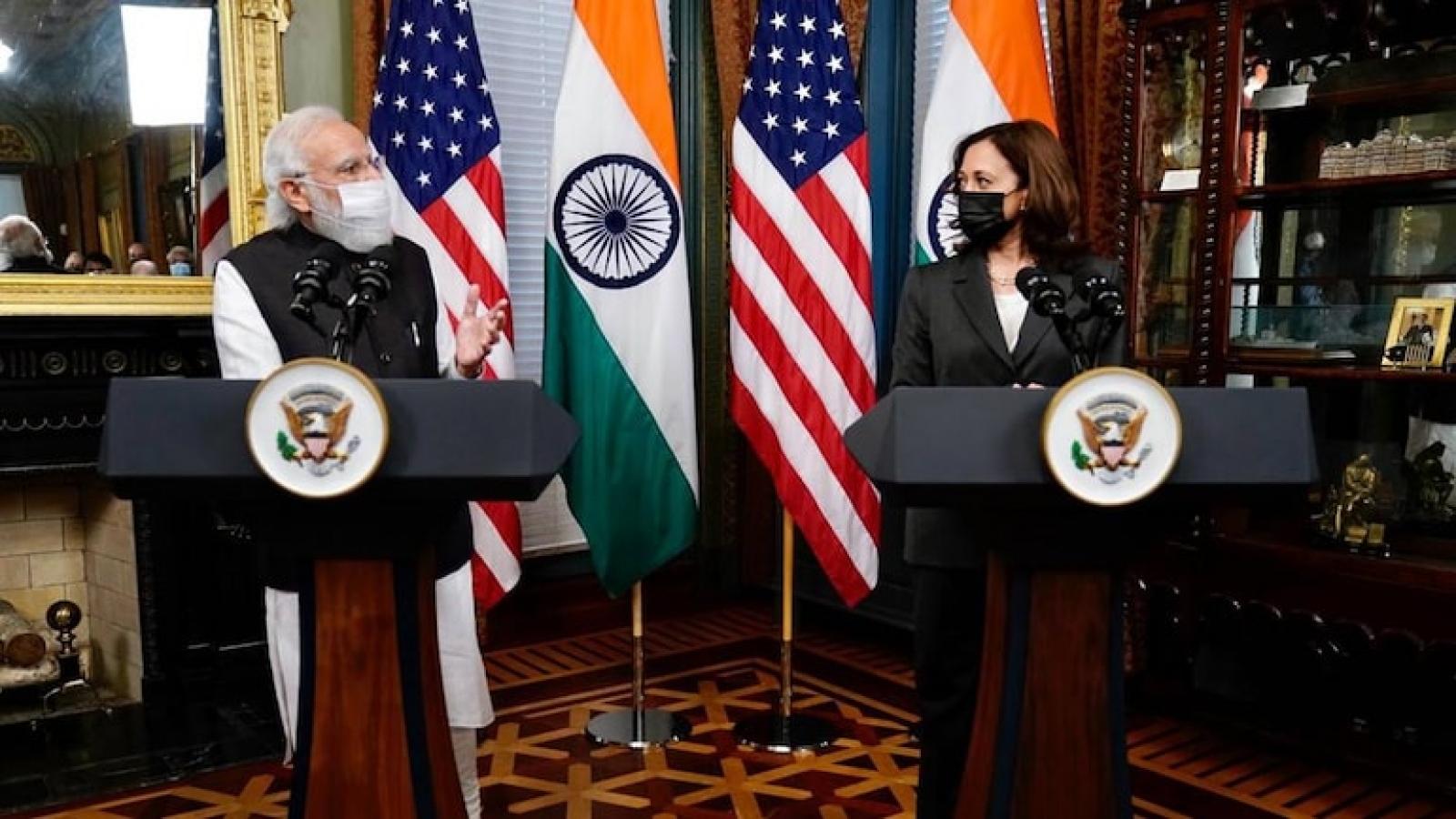 Mỹ hoan nghênh Ấn Độ sớm nối lại xuất khẩu vaccine ngừa Covid-19