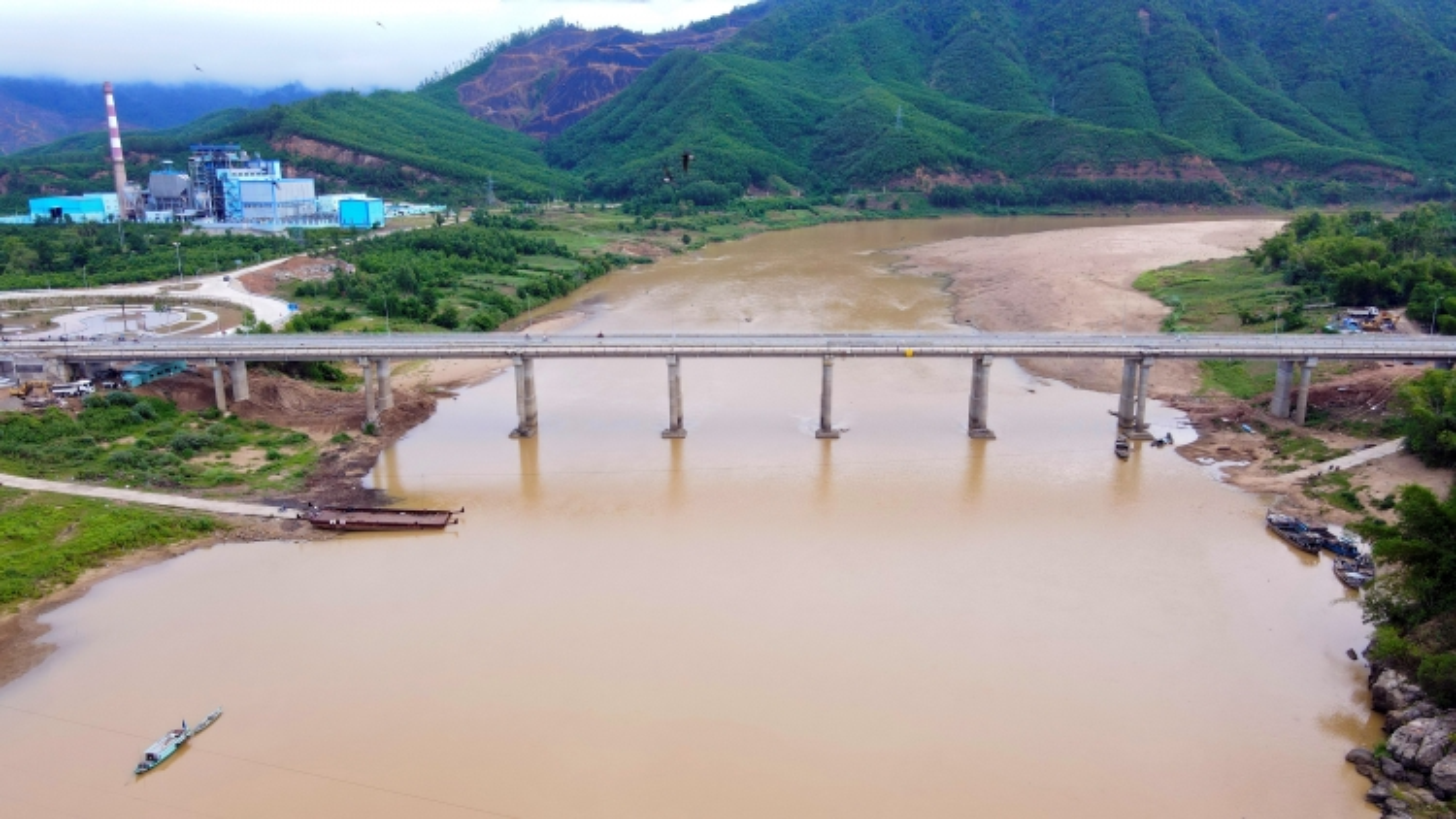 Quảng Nam bàn giao đưa vào sử dụng cầu Nông Sơn