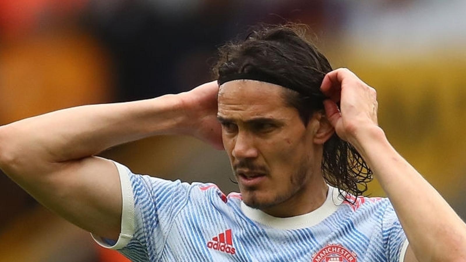 HLV Solskjaer lý giải việc gạch tên Cavani khỏi trận đấu với Young Boys