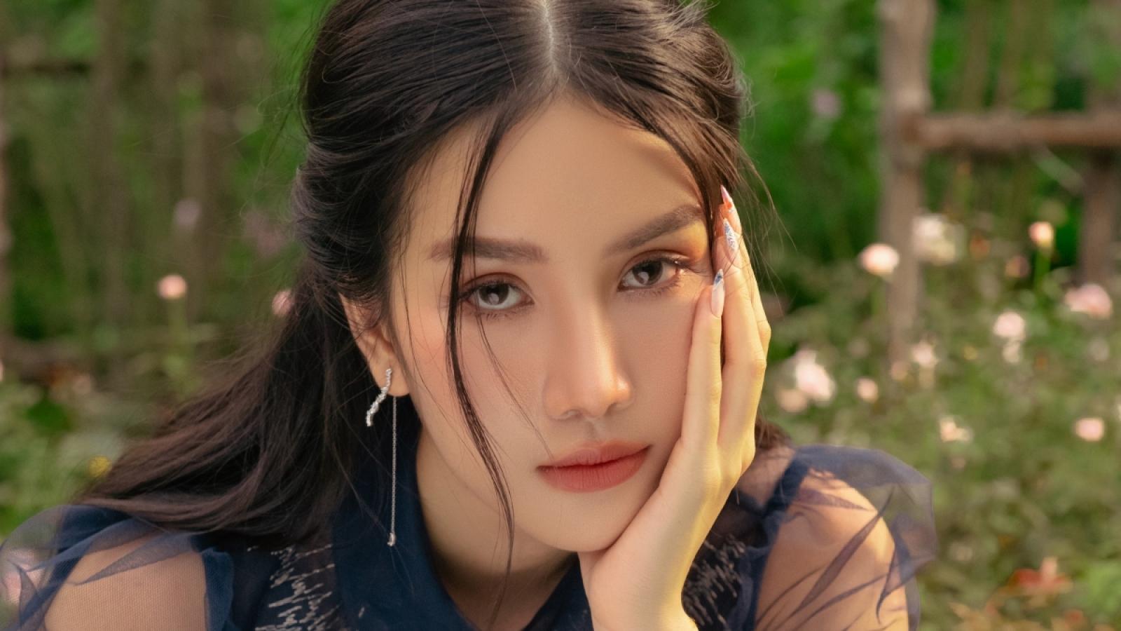 Á hậu Phương Anh trải lòng khi cuộc thi Hoa hậu Quốc tế 2021 bị hủy bỏ