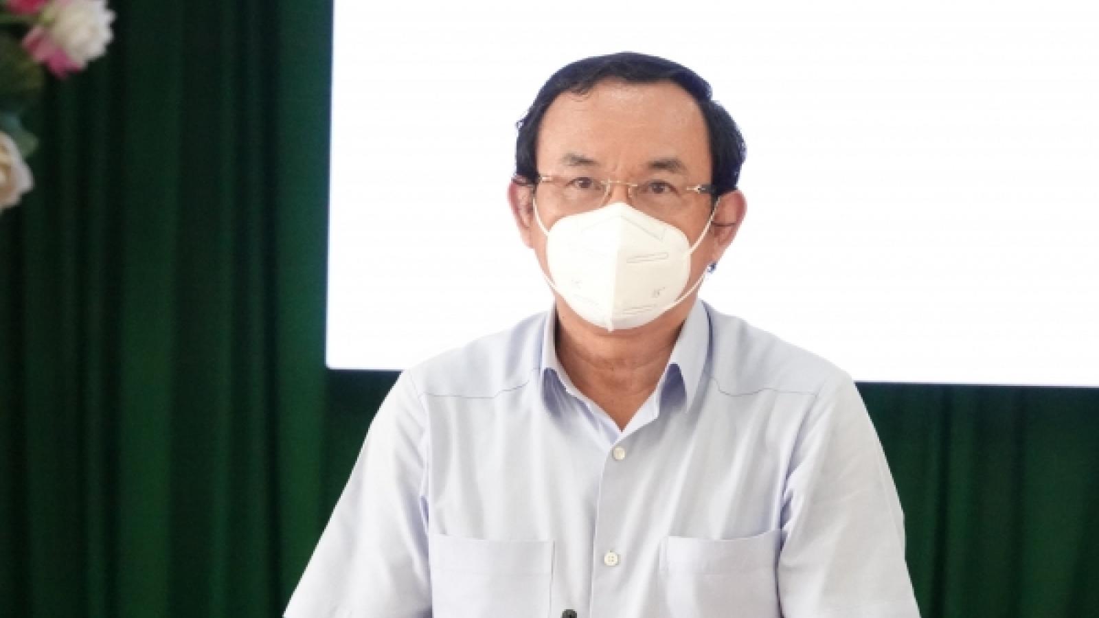 TP.HCM thành lập 22 đoàn kiểm tra công tác kiểm soát dịch bệnh