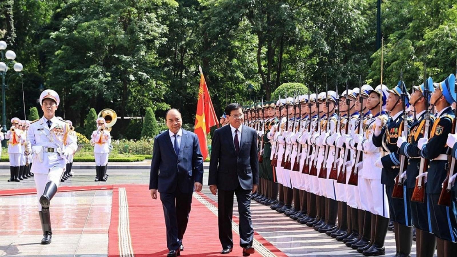 Truyền thông Lào đánh giá cao thành tựu phát triển của Việt Nam trong 76 năm qua