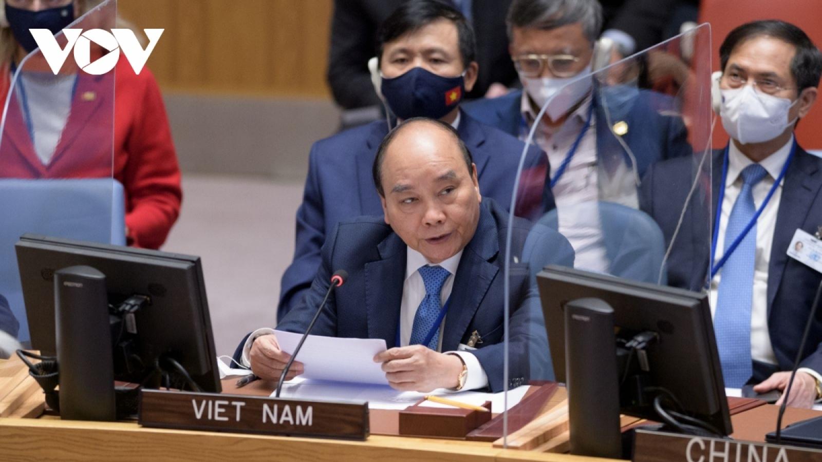 """""""Việt Nam muốn trở thành trung tâm sáng tạo về lương thực, thực phẩm ở khu vực"""""""