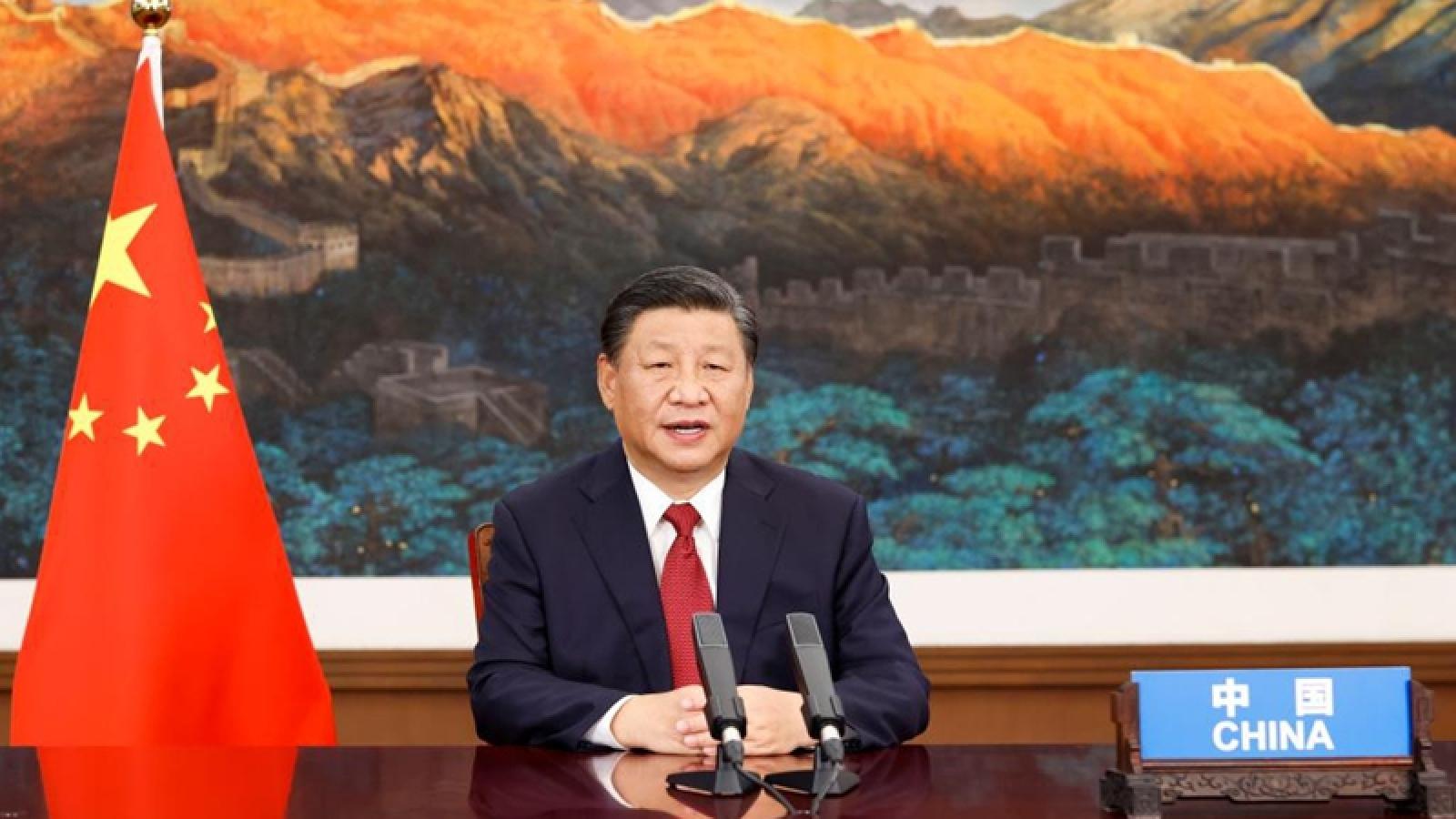 Trung Quốc cam kết không xây dự án điện than mới ở nước ngoài