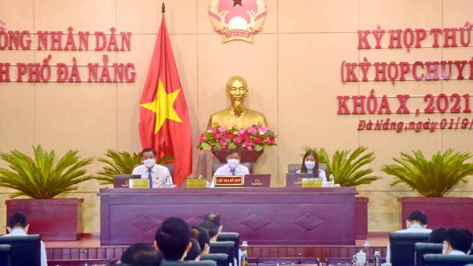 Đà Nẵng bầu 2 Phó Chủ tịch UBND thành phố