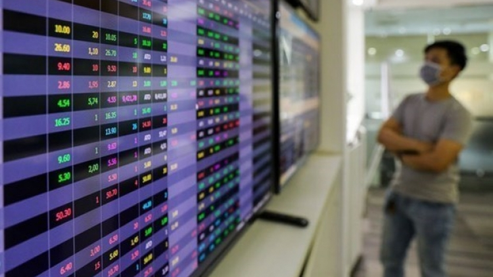 Dòng tiền có dấu hiệu gia tăng ở nhóm cổ phiếu vốn hóa lớn