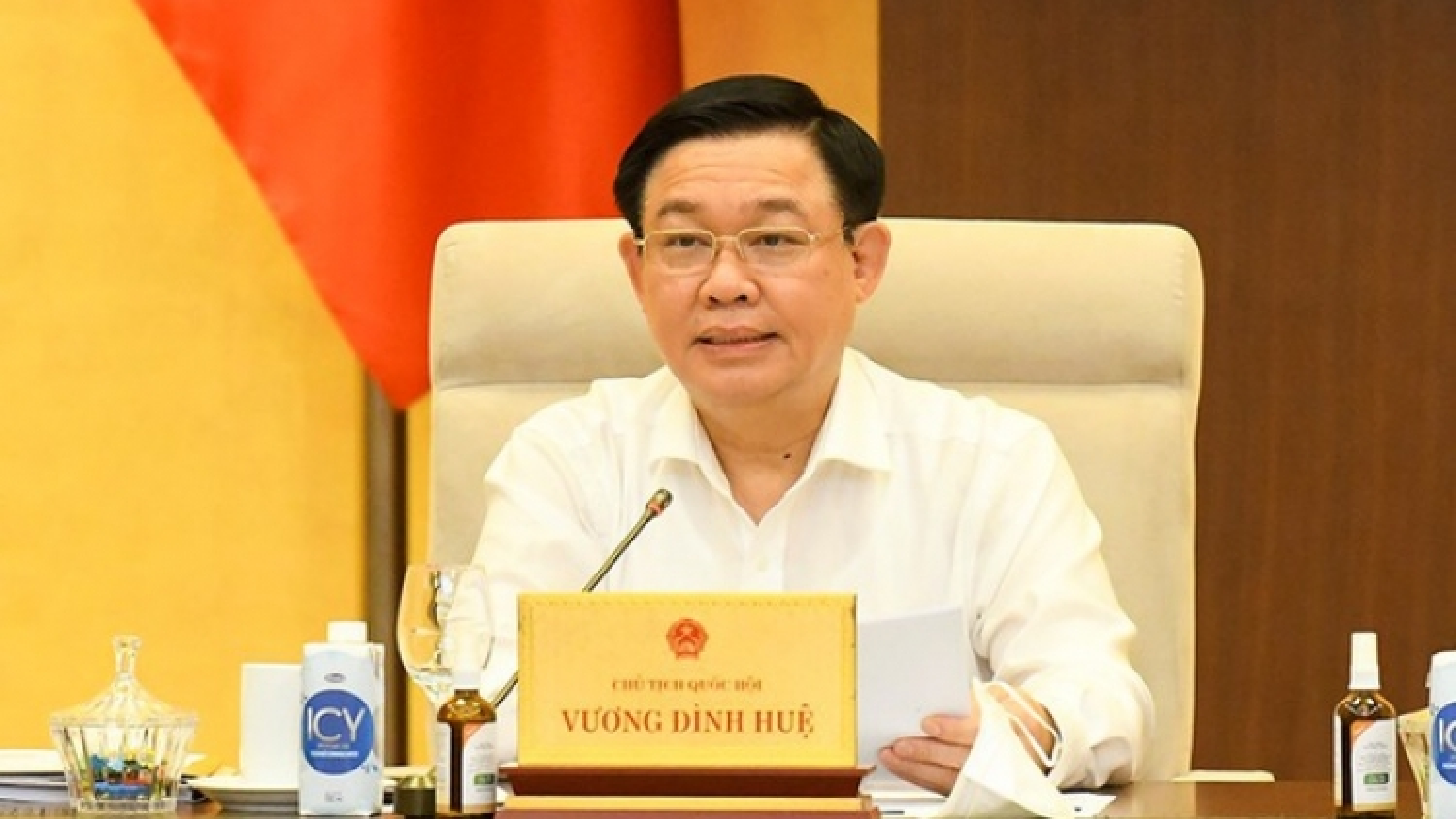 Quốc hội tổ chức Toạ đàm kinh tế-xã hội thường niên