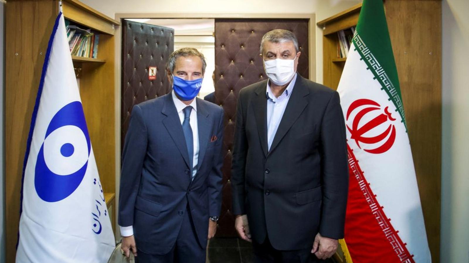 Iran – IAEA đạt thoả thuận quan trọng về thiết bị giám sát tại cơ sở hạt nhân