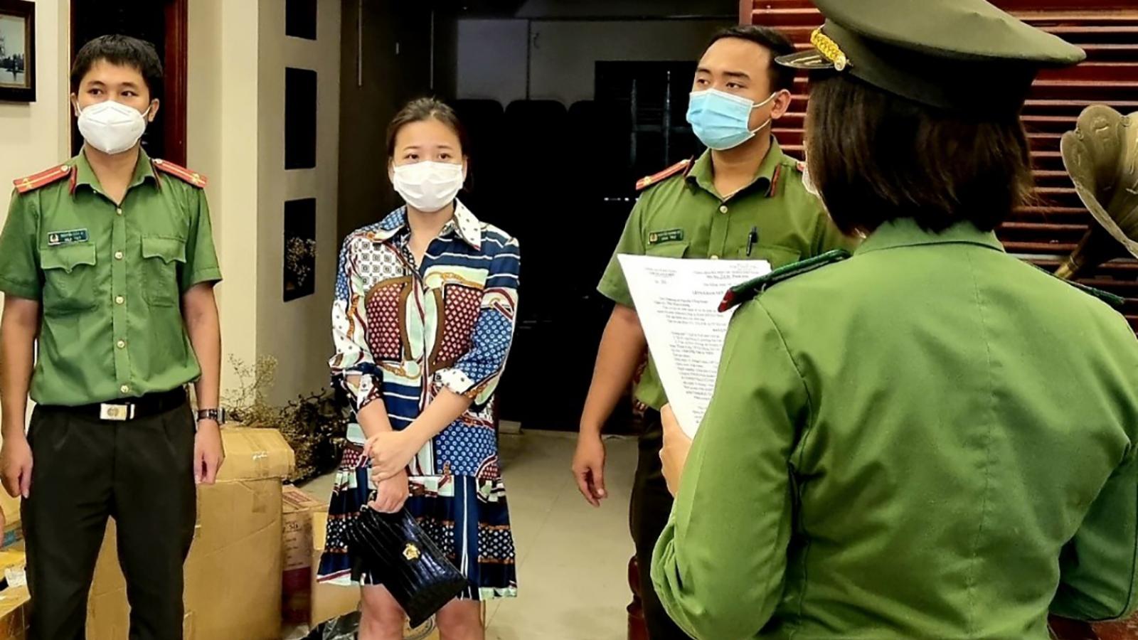 Bắt nữ giám đốc tổ chức nhập cảnh trái phép