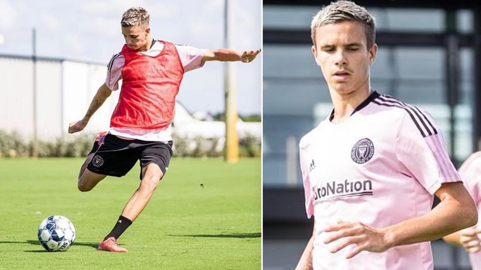 Con trai David Beckham chính thức trở thành cầu thủ chuyên nghiệp