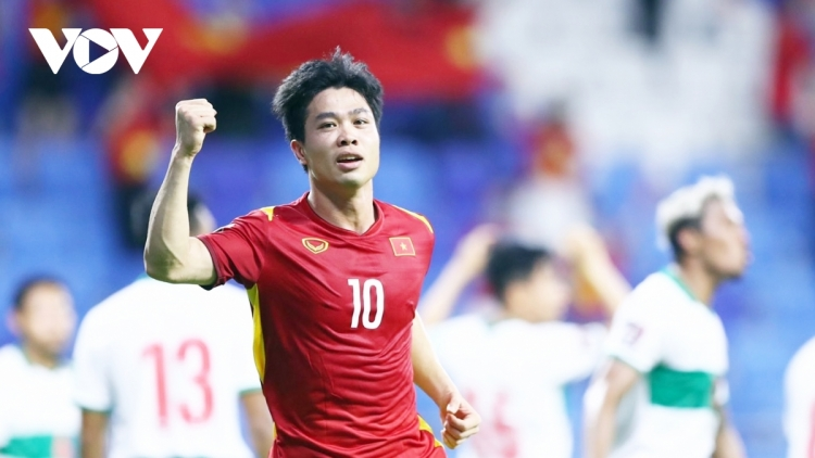Công Phượng ghi 4 bàn trong 3 trận đấu tập của ĐT Việt Nam