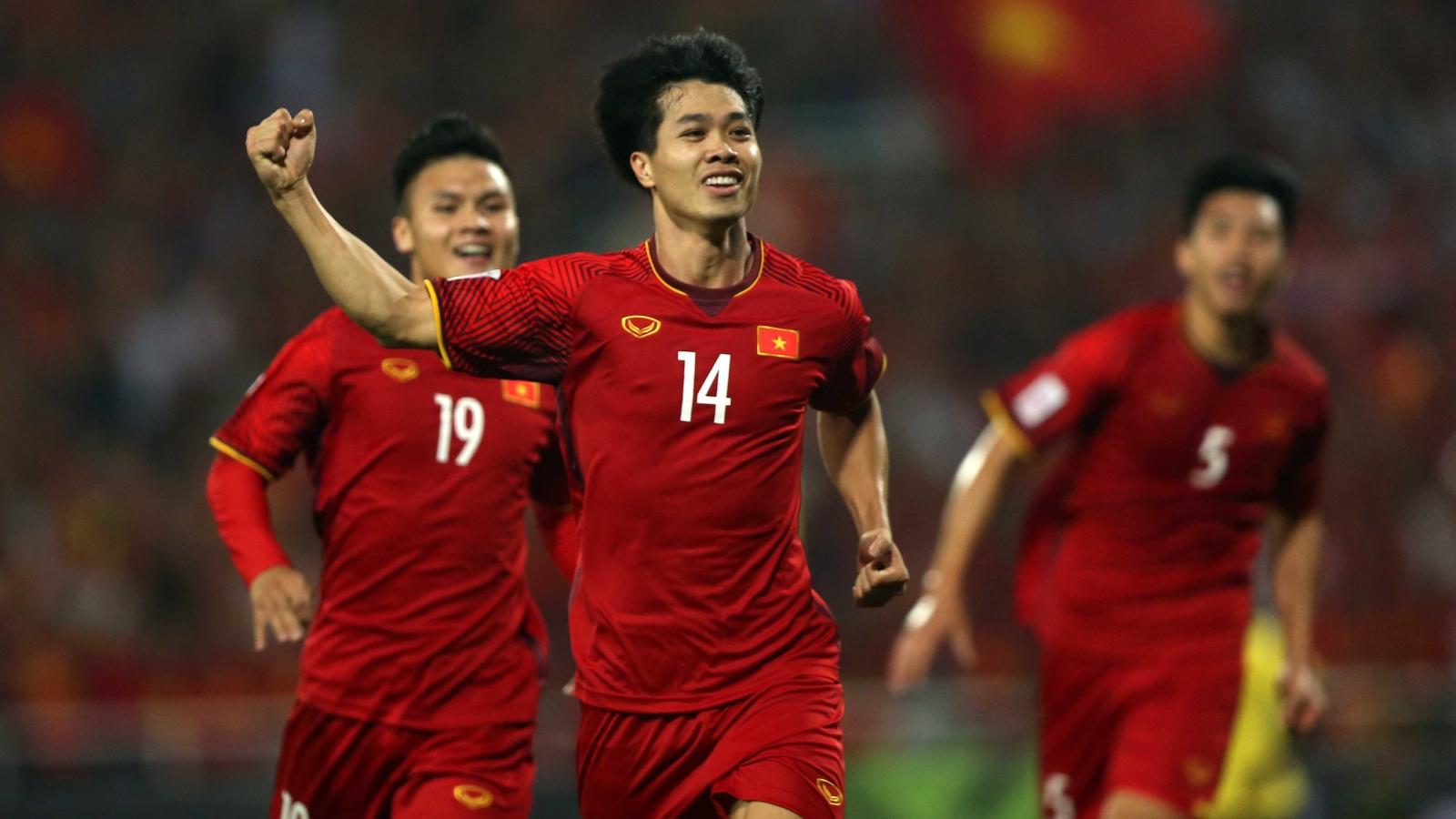 ĐT Việt Nam lên danh sách đấu ĐT Trung Quốc: Công Phượng trở lại