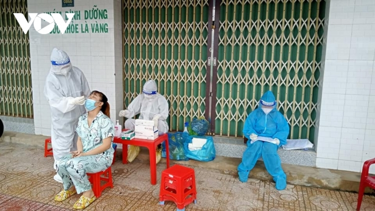 Vietnam reports extra 11,521 COVID-19 cases, over 9,900 recoveries