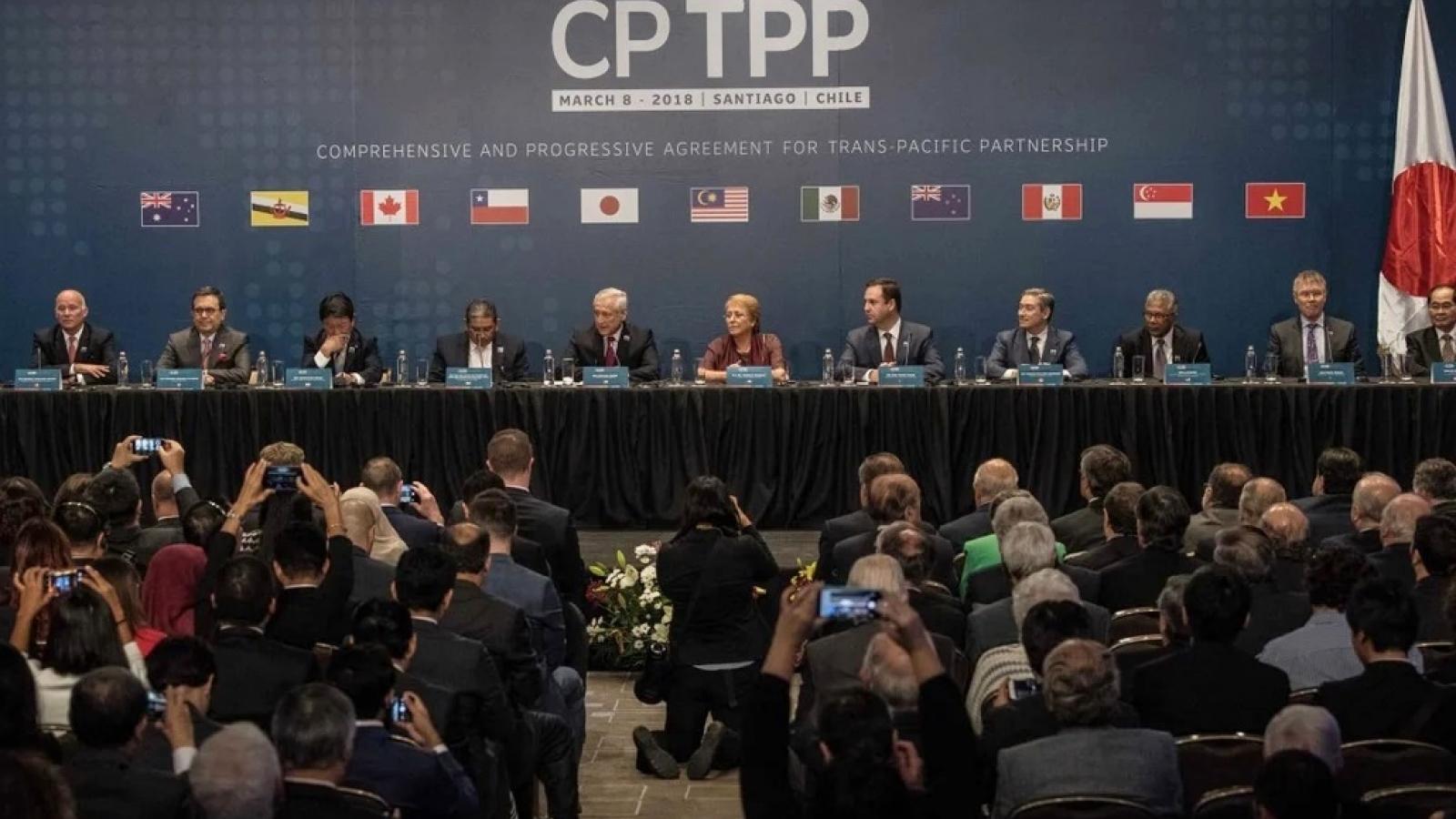 Liệu Trung Quốc có thực sự gia nhập được Hiệp định thương mại CPTPP?