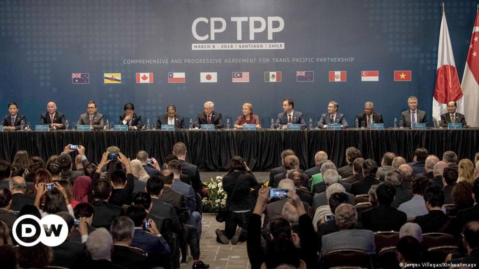 Trung Quốc xin gia nhập CPTPP: Đường vào không dễ dàng