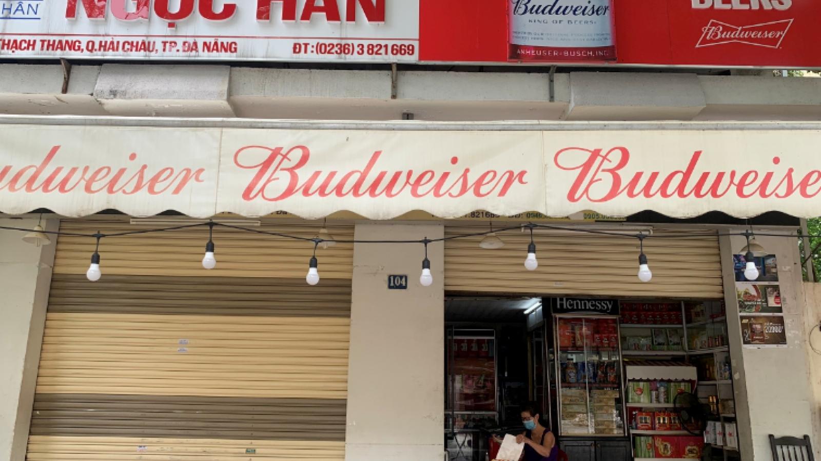 Đà Nẵng cho phép cửa hàng tạp hoá mở cửa trở lại nhưng khan nguồn hàng