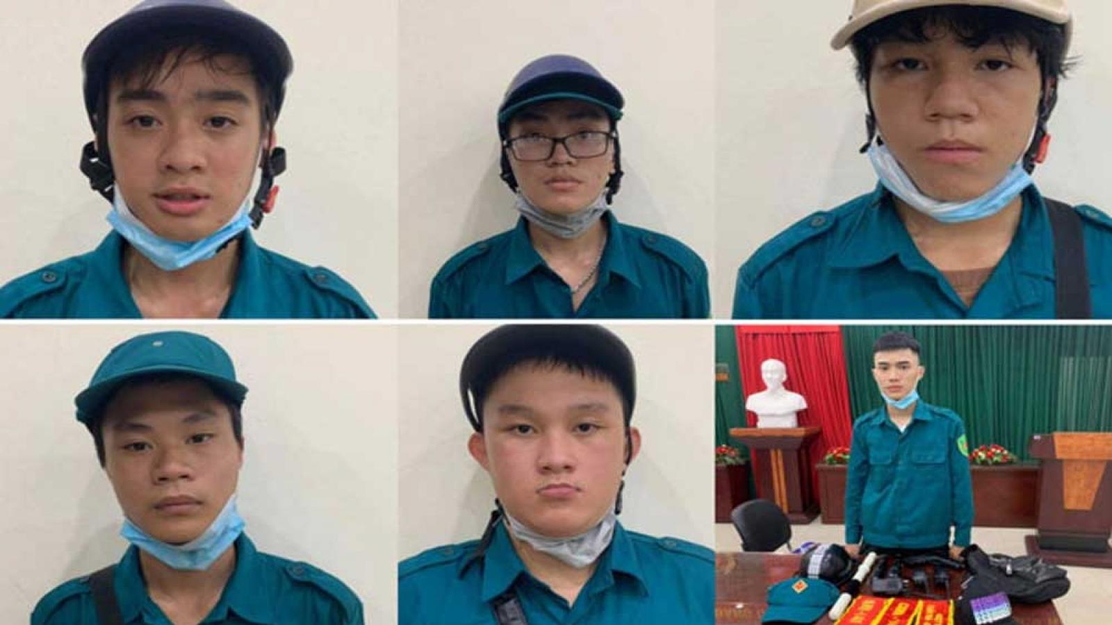Tuyên án 6 thanh niên đóng giả cán bộ phòng dịch để cưỡng đoạt tài sản